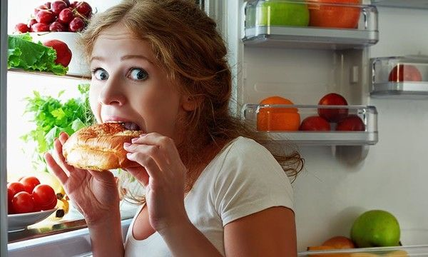 ¿Do you eat out of anxiety?