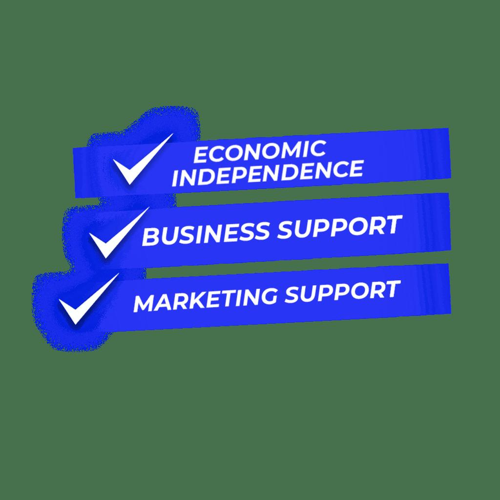 marketing suport